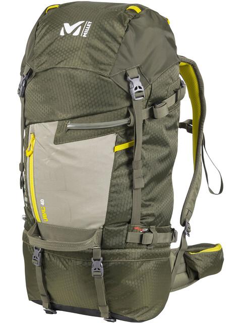 Millet Ubic 40 Backpack grape leaf/vetiver
